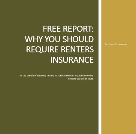 Why You Should Require Renters Insurance