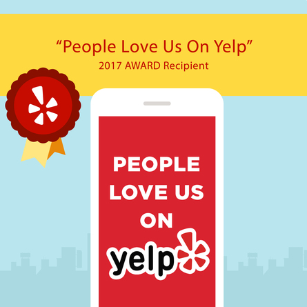 Yelp Loves Us!